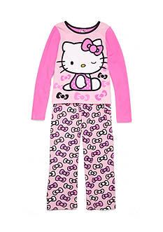 Hello Kitty 2-Piece Pajama Set Girls 4-16