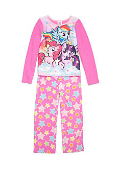 AME 2-Piece My Little Pony Pajama Set Girls 4-16