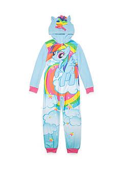 AME 1-Piece My Little Pony Pajama Girls 4-16