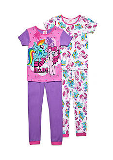 My Little Pony™ My Little Pony Cotton Pajamas Girls 4-10