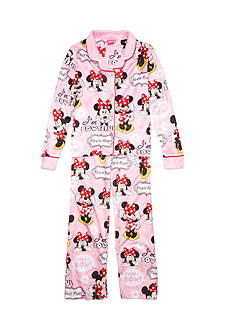 Disney Minnie Mouse Bows 2-Piece Pajama Set Girls 4-16