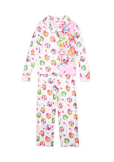 AME Shopkins 2-Piece Pajama Set Girls 4-16