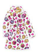 Disney® Shopkins Robe Girls 4-16