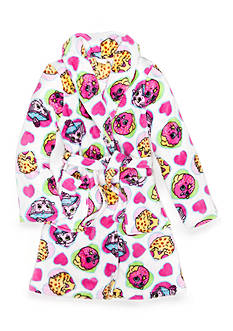 Disney Shopkins Robe Girls 4-16