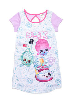 Shopkins™ Sports Nightgown Girls 4-16
