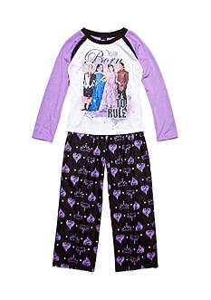 Disney® 2-Piece Descendants 'Born to Rule' Pajama Set Girls 4-16