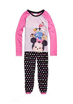 Disney Minnie Mouse 'Tsum Tsum' 2-Piece Pajama Set Girls 4-16