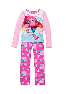 AME Troll 2-Piece Poppy Pajama Set Girls 4-16