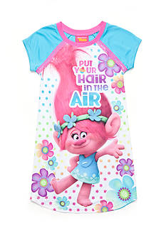 DreamWorks Trolls 'Put Your Hair in the Air' Nightgown Girls 4-16
