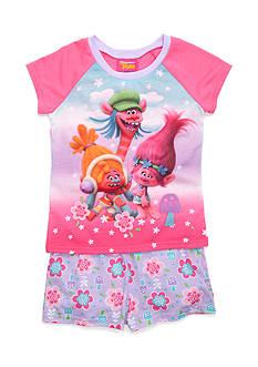 DreamWorks Trolls 2-Piece Pajama Set Girls 4-16