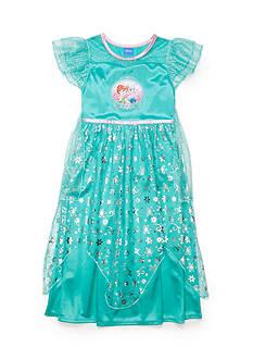 Disney Frozen Night Gown Girls 4-16