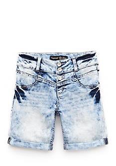 Imperial Star Denim Bermuda Shorts Girls 7-16