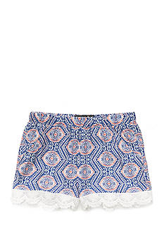 Imperial Star Soft Printed Shorts Girls 7-16