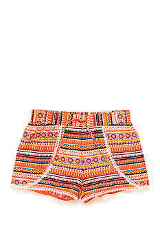 Imperial Star Printed Soft Shorts Girls 7-16