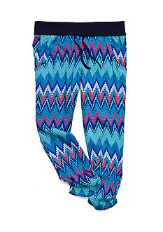 Imperial Star Chevron Printed Soft Crop Pants Girls 7-16