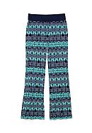 Imperial Star Soft Printed Knit Palazzo Pants