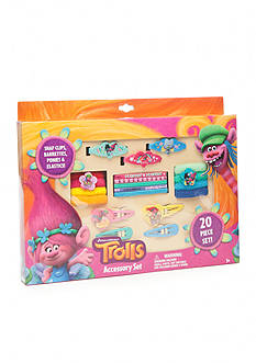 DreamWorks Trolls Trolls 20 Piece Hair Accessory Set