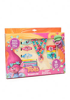 DreamWorks Trolls Trolls 18-Piece Accessory Set Girls