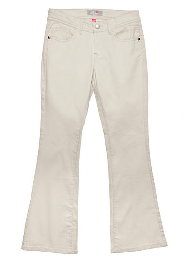 J Khaki™ Solid Twill Pant Girls 7-16