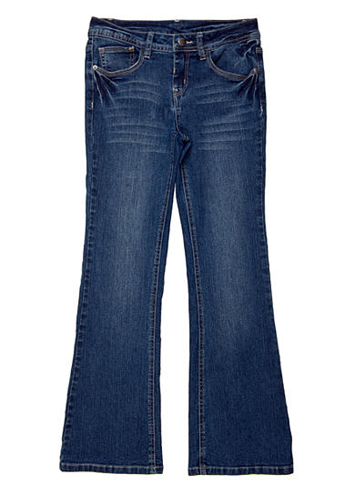 J. Khaki® Flap Pocket Denim Pant Girls 7-16