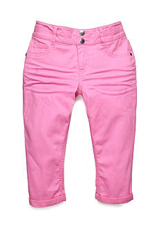 J. Khaki® Solid Capris Girls 7-16