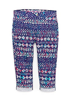 Red Camel® Printed Twill Crop Pants Girls 7-16