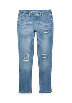 Red Camel® Light Capri Denim Jeans Girls 7-16