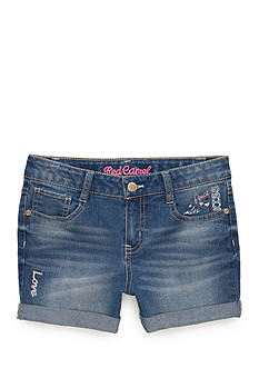 Red Camel® Embroidered Short Girls 7-16