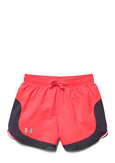Under Armour® Stunner Shorts Girls 7-16