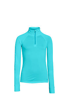 Under Armour Tech Quarter Zip Pullover Girls 7-16
