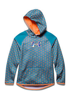 Under Armour® Storm Armour Big Logo Fleece Hoodie Girls 7-16