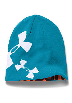 Under Armour® Logo Glow Beanie Girls 7-16
