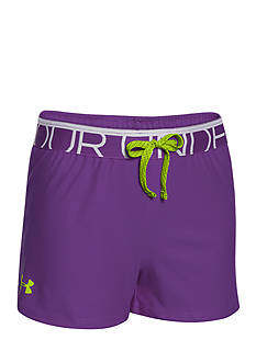 Under Armour® Play Up Shorts Girls 7-16