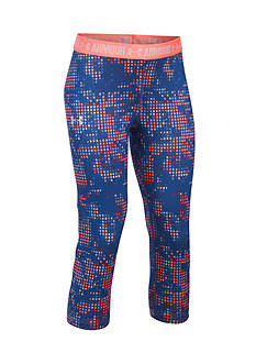 Under Armour® HeatGear?? Armour Printed Pants Girls 7-16