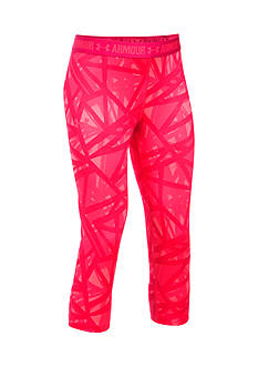 Under Armour® HeatGear Armour Printed Pants Girls 7-16