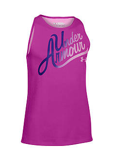 Under Armour® Graphic Tank Top Girls 7-16