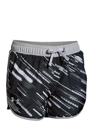 Under Armour® Fast Lane Shorts Girls 7-16