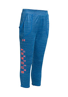 Under Armour® Tech Capris Girls 7-16
