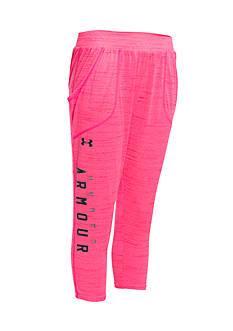 Under Armour Tech Capris Girls 7-16