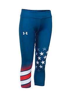 Under Armour® USA Pride Capri Leggings Girls 7-16