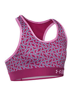 Under Armour Novelty Armour Sports Bra Girls 7-16