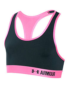 Under Armour Heatgear Armour Solid Sports Bra Girls 7-16