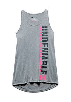 Under Armour® Undeniable Tank Girls 7-16