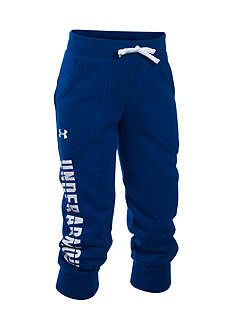 Under Armour Favorite Fleece Capri Pants Girls 7-16