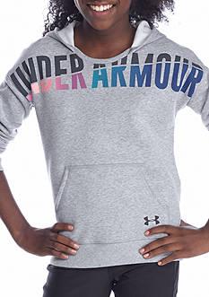 Under Armour Favorite Fleece Hoodie Girls 7-16