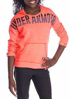 Under Armour Favorite Fleece Hoodie Girls 7-16