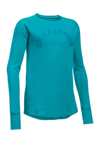 Under Armour® Waffle Long Sleeve Girls 7-16