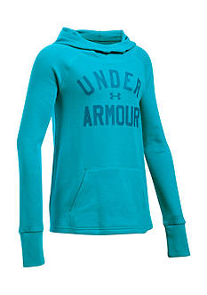 Under Armour® Waffle Hoodie Girls 7-16
