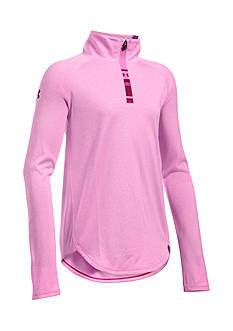 Under Armour Tech™ Novelty 1/4 Zip Jacket Girls 7-16