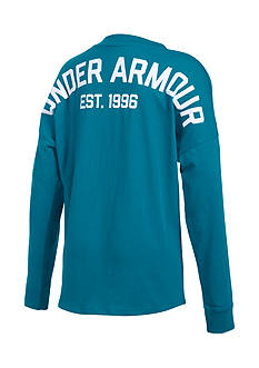 Under Armour Long Sleeve Tunic Girls 7-16
